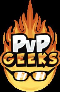 PvP Geeks Logo