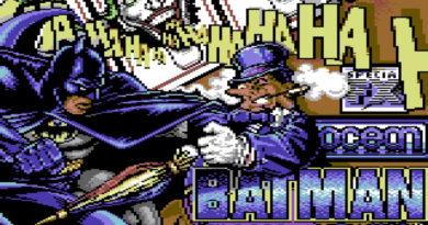 batman the caped crusader meniac