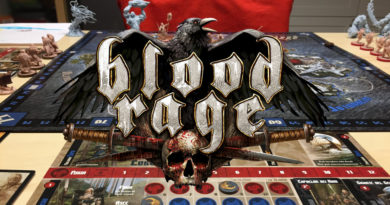 blood rage meniac