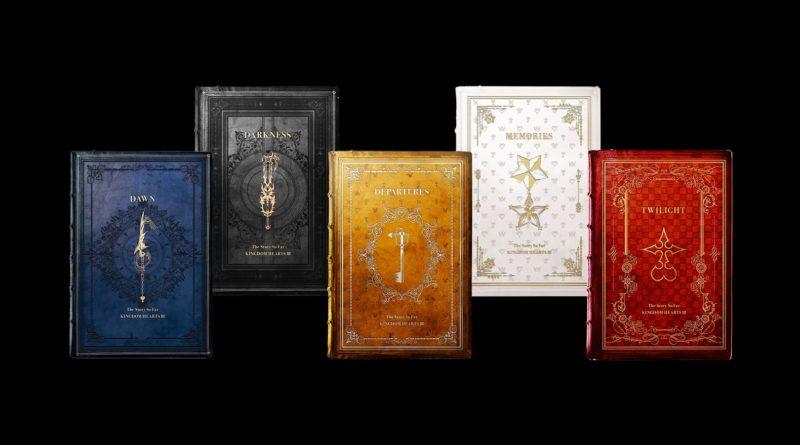 kingdom hearts archivi della memoria