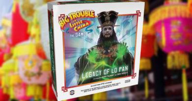 legacy of lo pan meniac