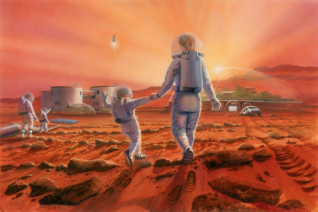 terraforming Mars Legacy
