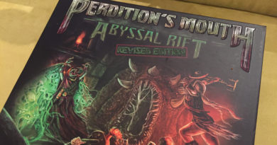 perditions mouth abyssal rift revisited edition meniac