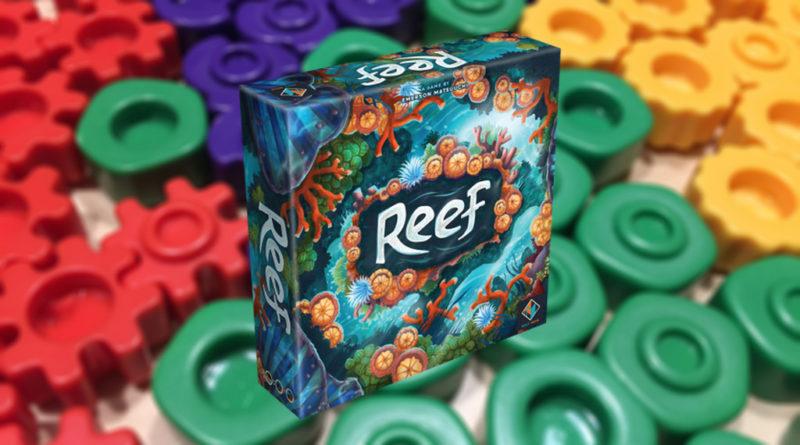 reef meniac