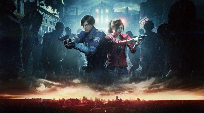 resident-evil-2 remake