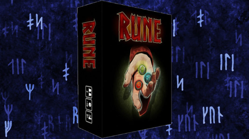 rune boardgame meniac
