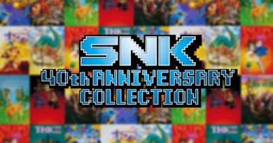 snk 40th anniversary collection meniac