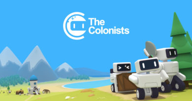 the colonists meniac