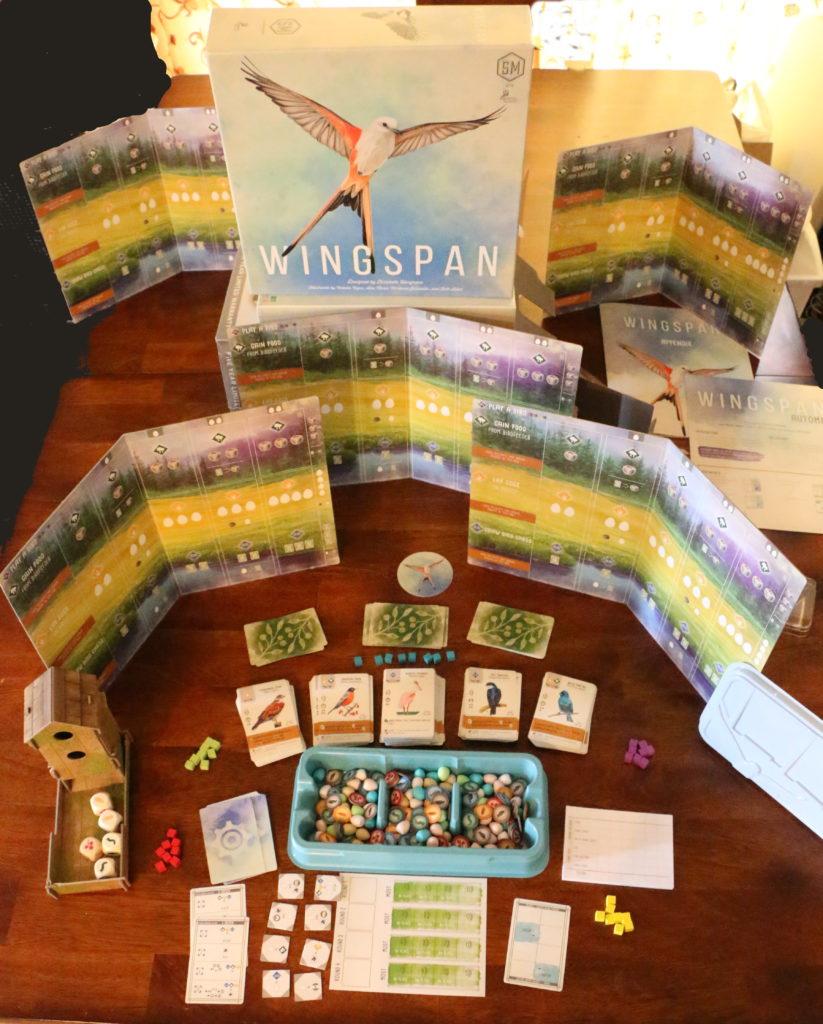 wingspan meniac