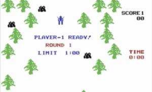 Ski c64 meniac