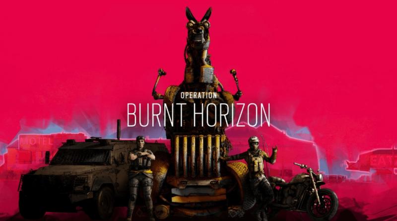 Tom Clancy's Rainbow Six Siege burnt horizon meniac