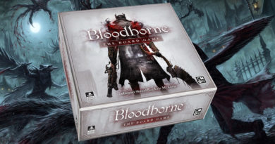 bloodborne the board game meniac news