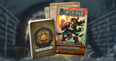 descent lost legends expansion meniac