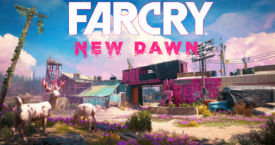 far cry new dawn meniac cover