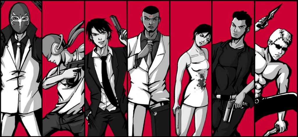 killer7 meniac