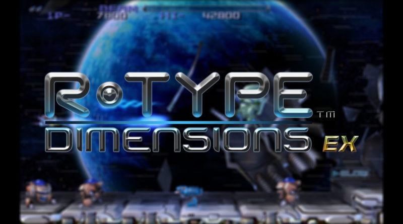 r-type dimensions ex meniac