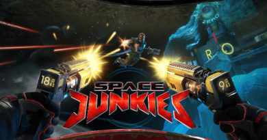 space junkies vr meniac