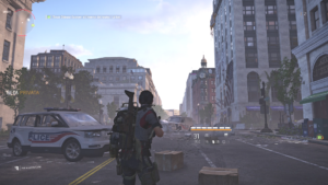 the division 2 private beta meniac