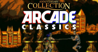 contra castlevania arcade classic collection konami meniac