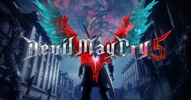 Devil May Cry 5 meniac