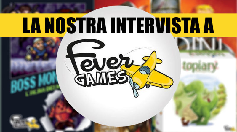 intervista fever games meniac