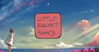 intervista little rocket games meniac