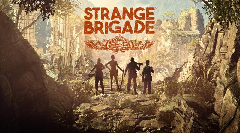 strange brigade meniac review