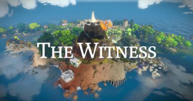 the witness meniac