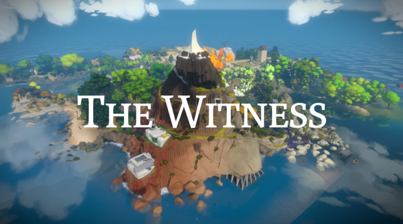the witness meniac