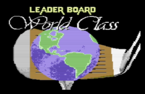 World Class Leader Board meniac