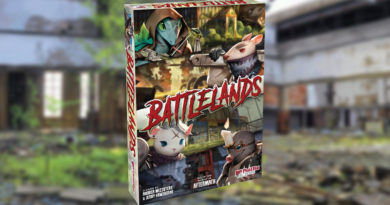 battlelands meniac news