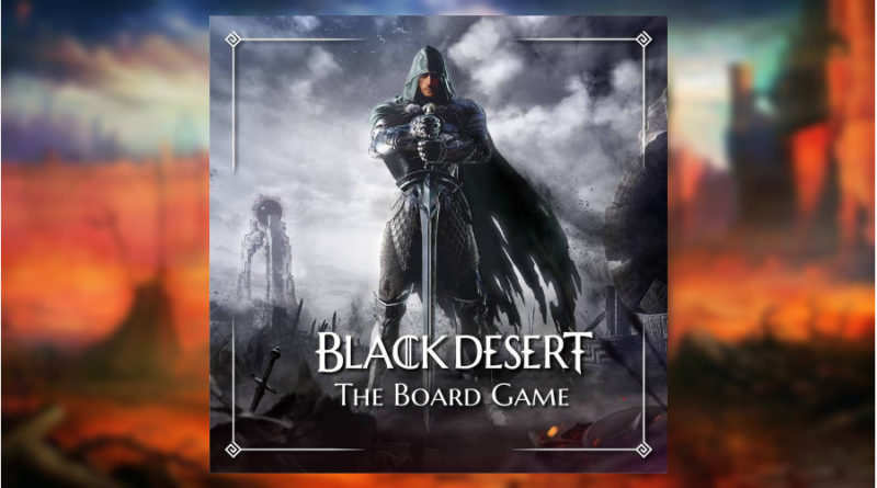 black desert board game meniac news