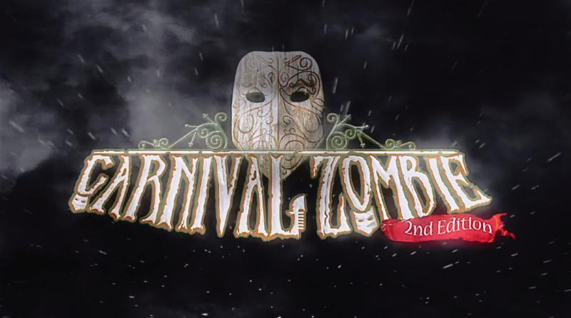 carnival zombie seconda edizione meniac news