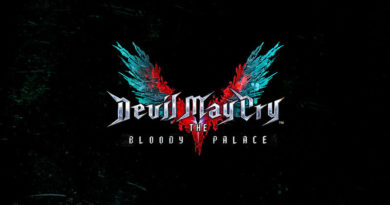 devil may cry the bloody palace boardgame meniac