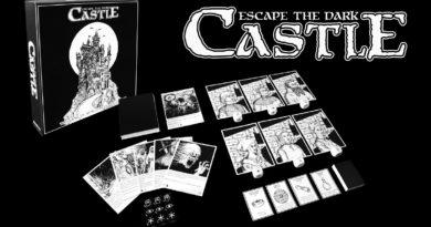 escape the dark castle italiano ghenos meniac