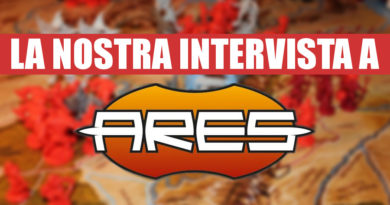 intervista ares games meniac