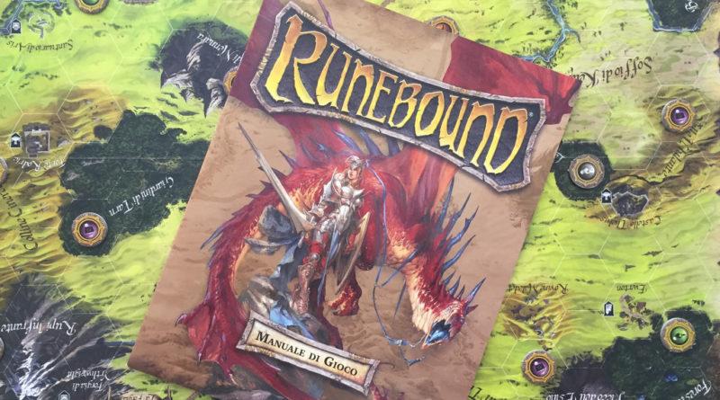 runebound terza edizione meniac cover