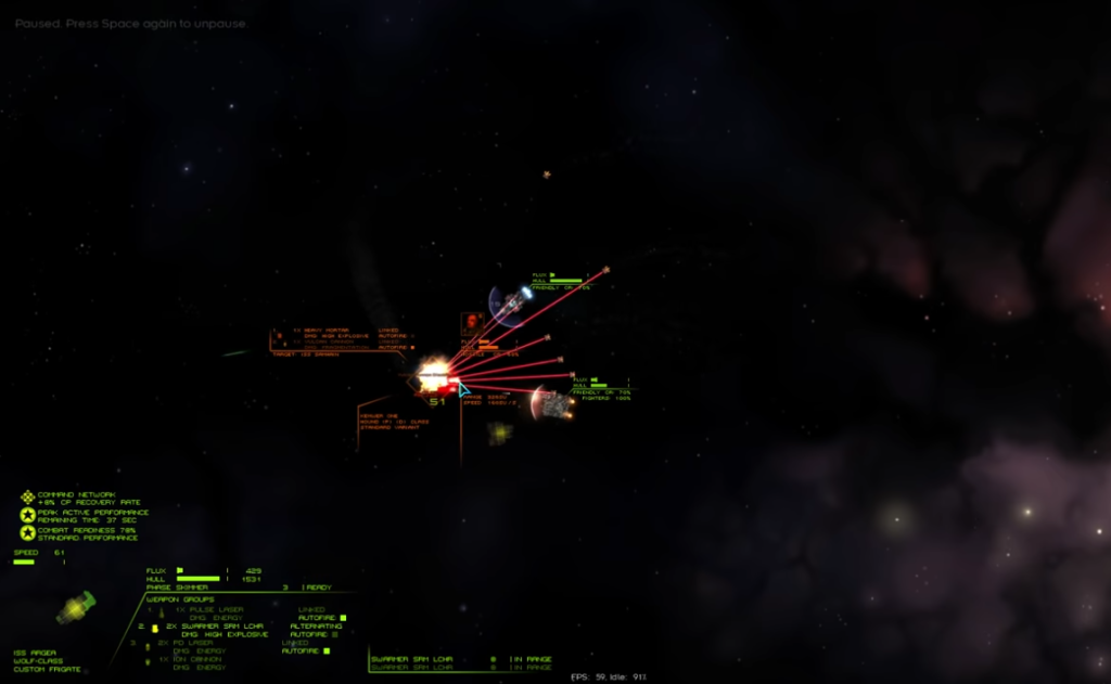 starsector meniac review