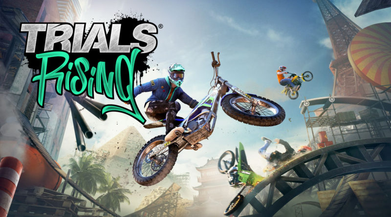 Trials Rising meniac review