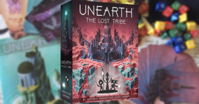 unearth the lost tribe meniac