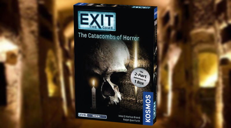 Exit catacombs of Horror meniac news