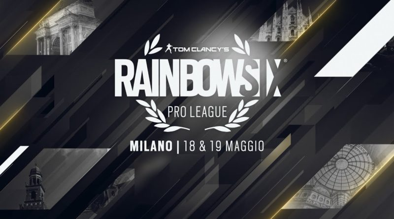 Finali Season IX Tom Clancy's Rainbow Six Siege Pro League meniac news.jpg