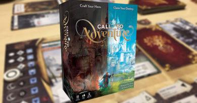 call to adventure meniac review cover