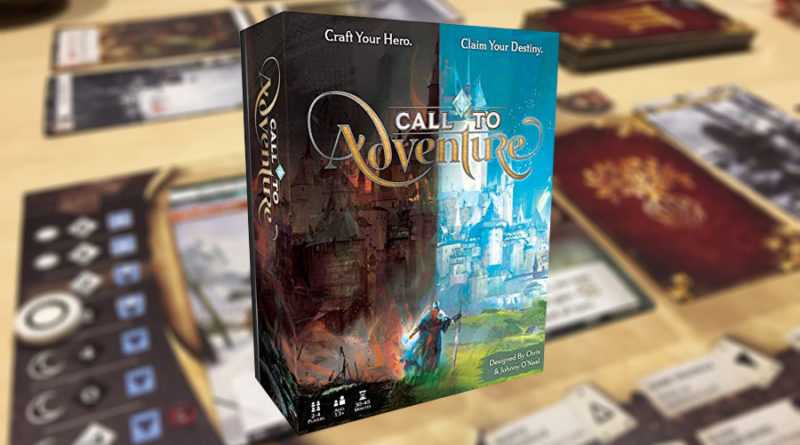 call to adventure meniac review cover
