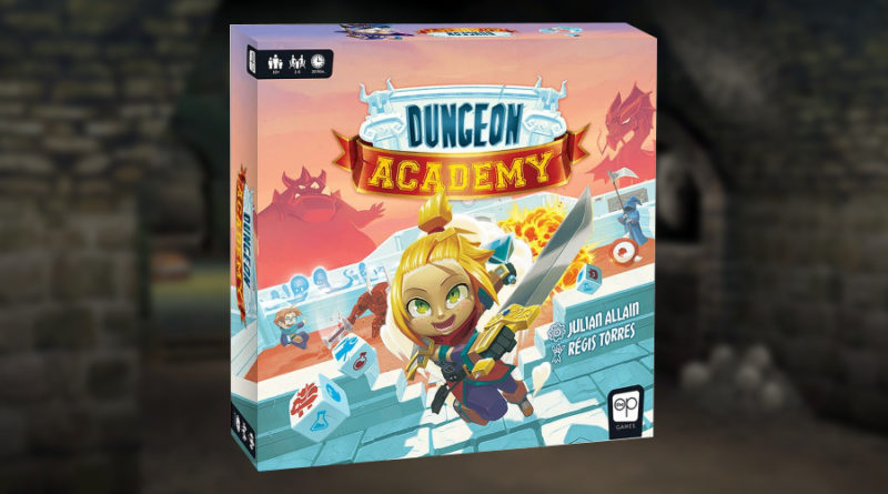 dungeon academy meniac news