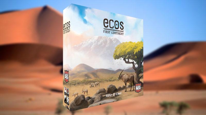 ecos first continent meniac news