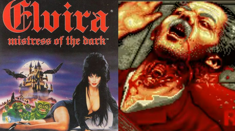 elvira mistress of the dark meniac review