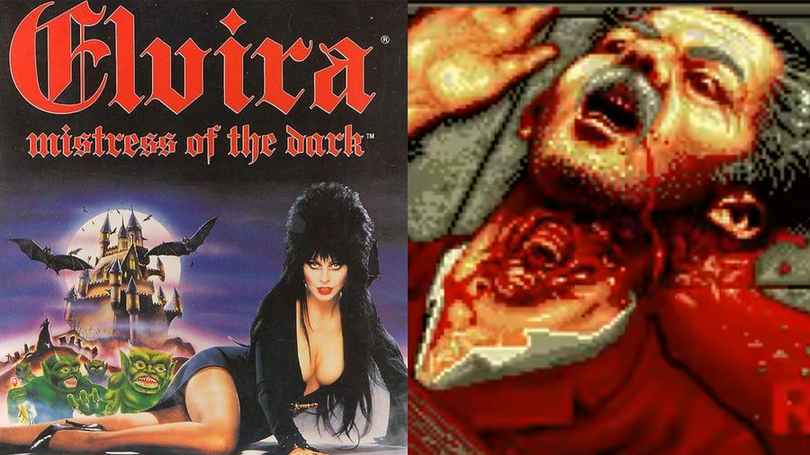 elvira mistress of the dark meniac review