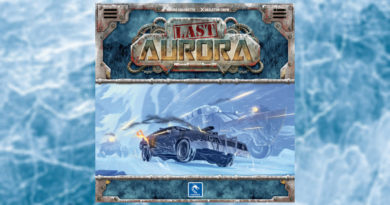 last aurora kickstarter news meniac