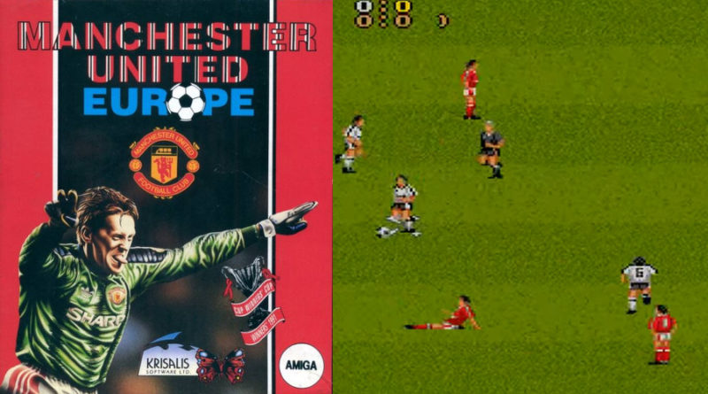 manchester united europe meniac cover